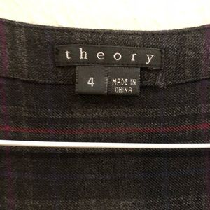 Theory formal dress size 4